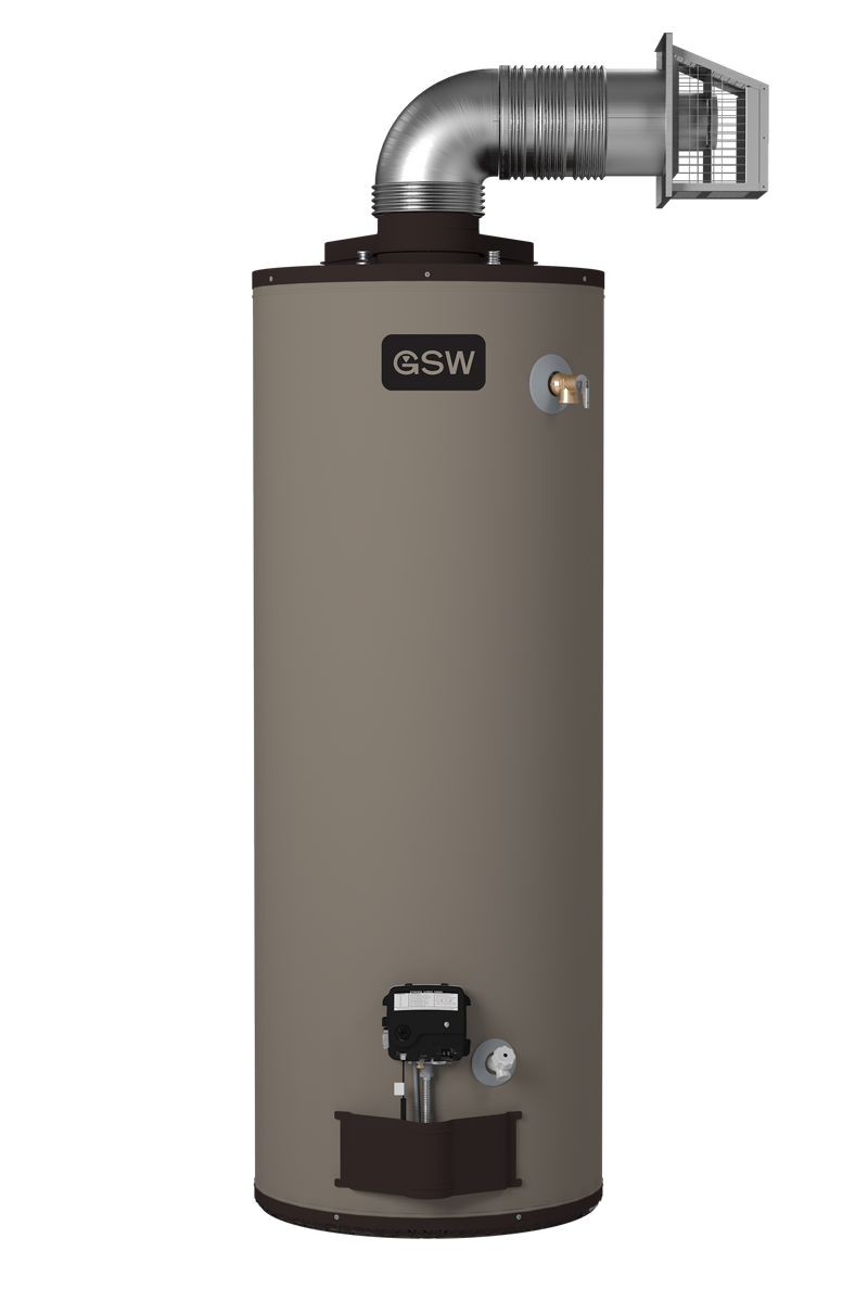 Direct Vent Water Heaters