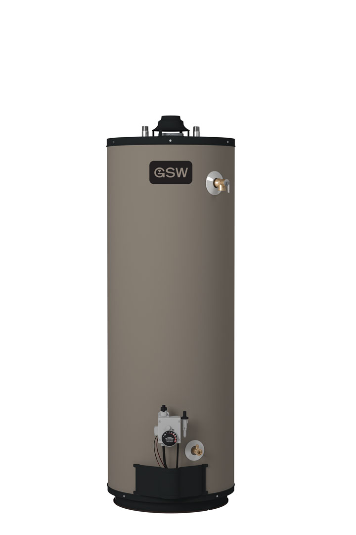 Conventional Vent Water Heaters